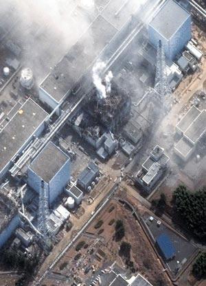 11年3月 東日本大震災、福島原発事故