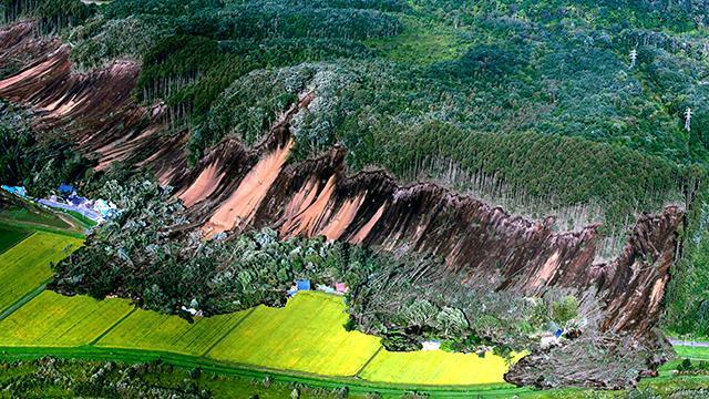 北海道地震、台風21号…相次ぐ大災害の現場を動画で