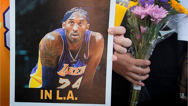 コービーに捧げた24秒 NBA試合開始直後に「黙禱」