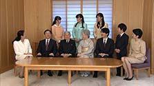「被災地域の復興願う」 天皇陛下が年頭の感想