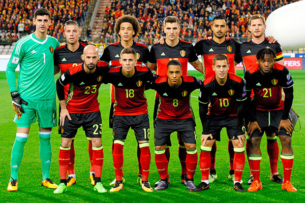 ベルギー代表 試合日程・選手|2018ワールドカップ(W杯)ロシア大会 ...