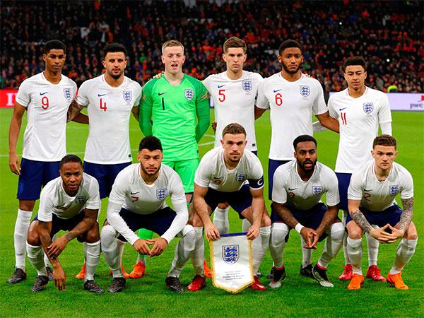 イングランド代表 試合日程・選手|2018ワールドカップ(W杯)ロシア ...