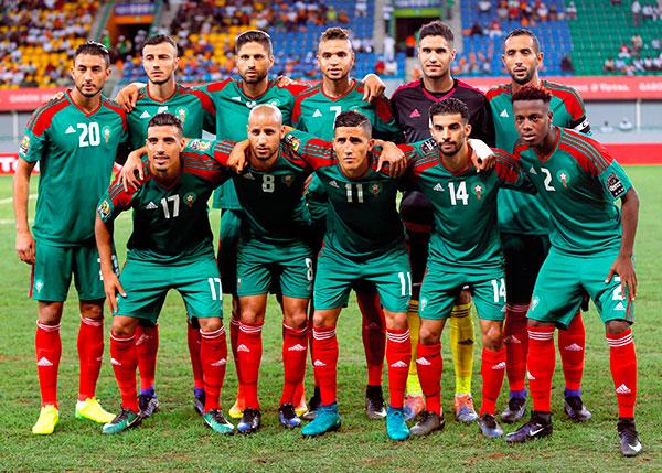 モロッコ代表 試合日程・選手 2...